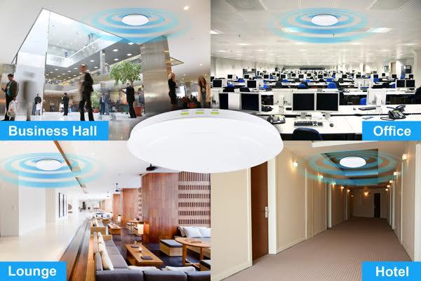 We provide hardware for Hotel network design